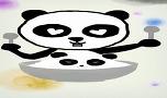 팬더댄스빙수먹는 팬더댄스